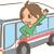 秋・シルバーウィーク行楽は高速バスで! バスチケットはコンビニで!